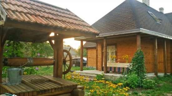 Агроусадьба в Беловежской пущи
