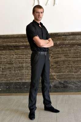 Профессиональный партнер и тренер по танцам!