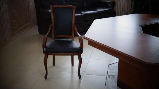 Кресла деревянные. Производство