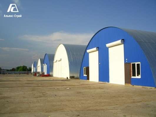 Склады и складские комплексы, монтаж