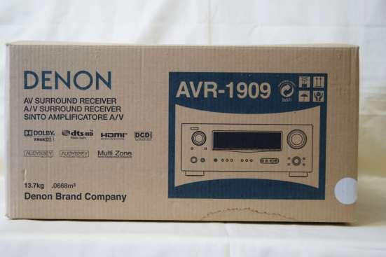 Denon AVR 1909 Made In china. 220V