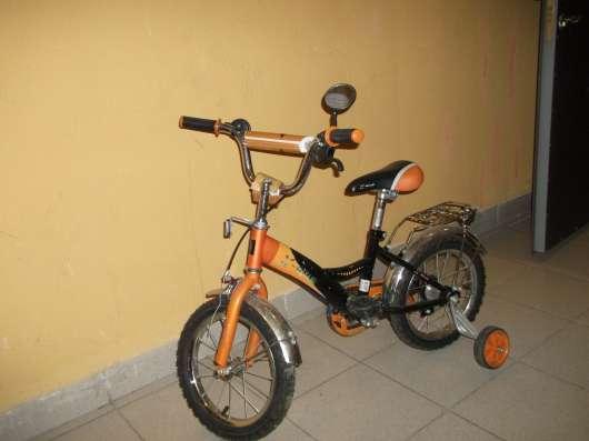 Продам новый детский велосипед