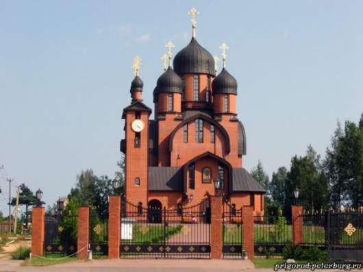 Участки в Токсово в Санкт-Петербурге Фото 1