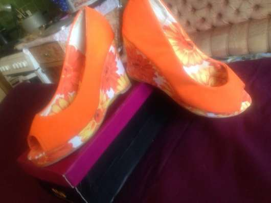 Туфли женские. Новые