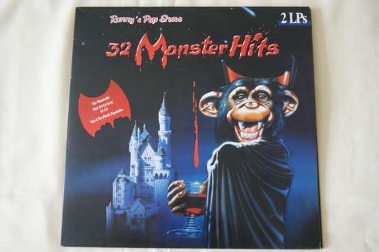 32 Monster Hits- 2LP-1988 Made In Holland