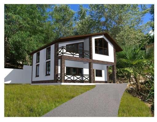 Новый дом у озера