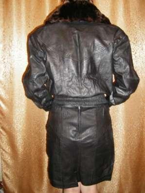 куртку кожа в Омске Фото 1