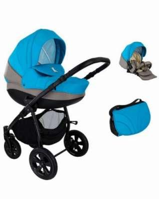 детскую коляску Tapu-Tapu Коляска 2 в 1