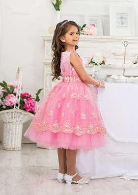 Мадлен Платье розовое