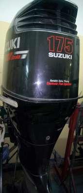 Продам отличный лодочный мотор SUZUKI DF 175, 2008 г