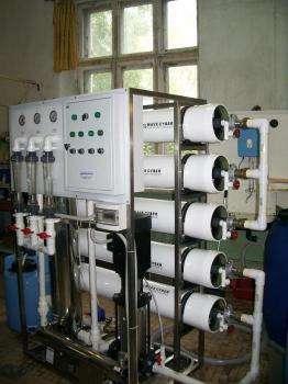 Оборудование для очистки воды Сокол