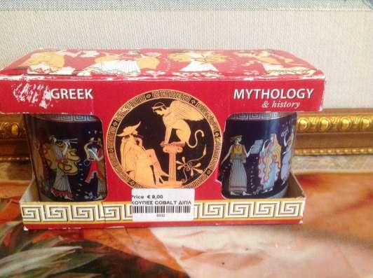 Набор подарочных кружек из Греции в Москве Фото 6