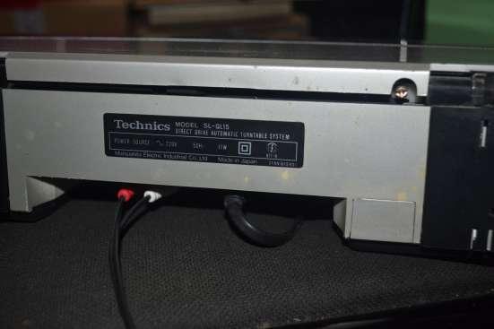 Проигрыватель Technics SL-QL15 тангенциальный