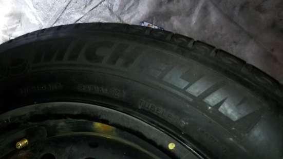 R16 205/55 94V Michelin и диски 5х114- в Красноярске Фото 5
