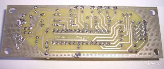Программатор STK-500 mini для AVR