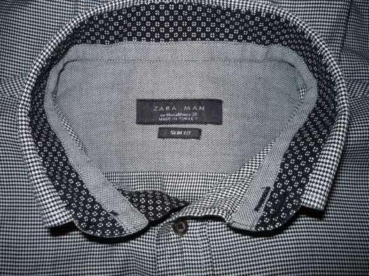 Рубашка Zara Man (Турция)