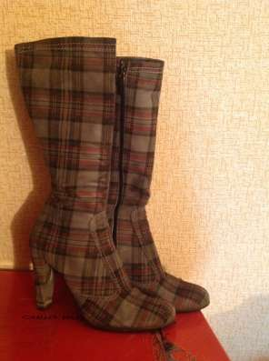 Набор из трёх предметов сумка туфли сапоги