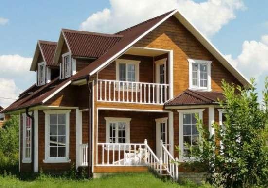 Строительство и ремонт домов, дач, пристроек