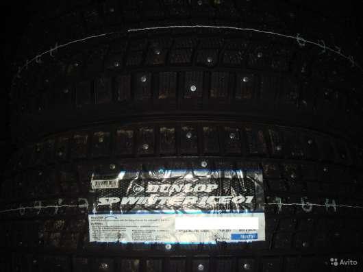 Новые японские шипыDunlop 175 70 R14 Winter ICE01