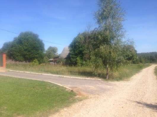 Продается земельный участок 12 соток в ДНП Шиколово, Можайский район,95 км от МКАД по Минскому шоссе. Фото 1