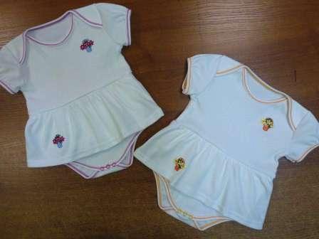 Одежда для новорожденных от фабрики в Магнитогорске Фото 1