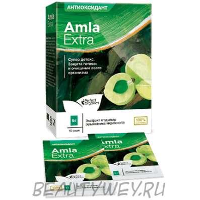 Нектар плода Амлы - новый продукт здоровья