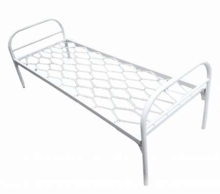Металлические кровати для пансионата, детских лагерей опт