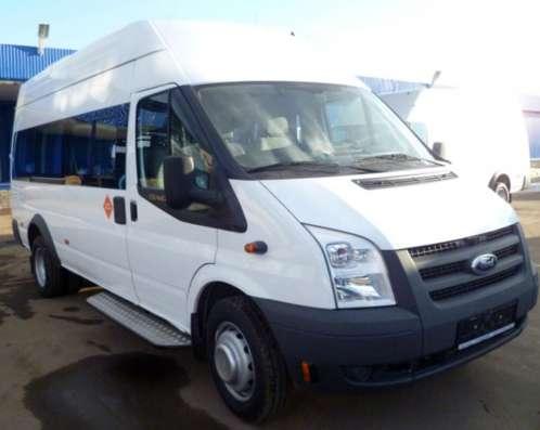 Пассажирские перевозки, микроавтобусами