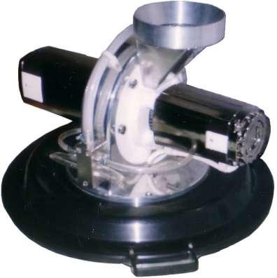 Измельчитель тонкого до единиц мКм – Ид-199 для лабораторий