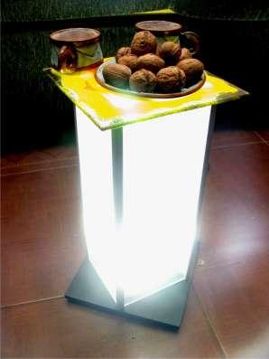 Стол - светильник в г. Ереван Фото 4