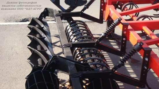 Культиватор сплошной обработки КСО 12 прицепной складной