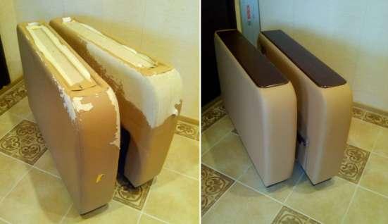 Перетяжка, обивка и реставрация мебели