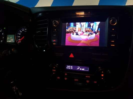 Mitsubishi Outlander 2012 чистый японец