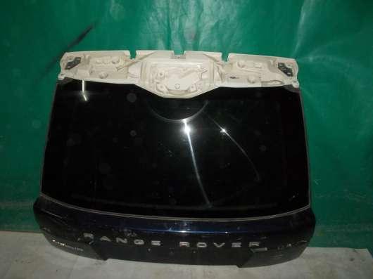 Крышка багажника со стеклом Land Rover Voque