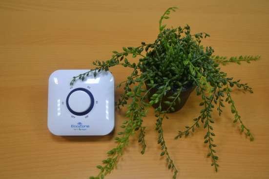 Очиститель воздуха EcoZone - нужен каждой семье!