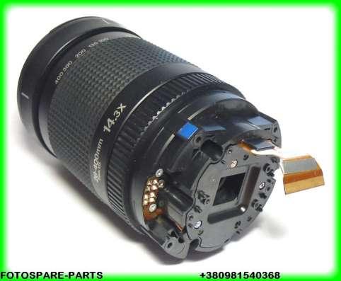 Механизм Zoom Fujifilm S100