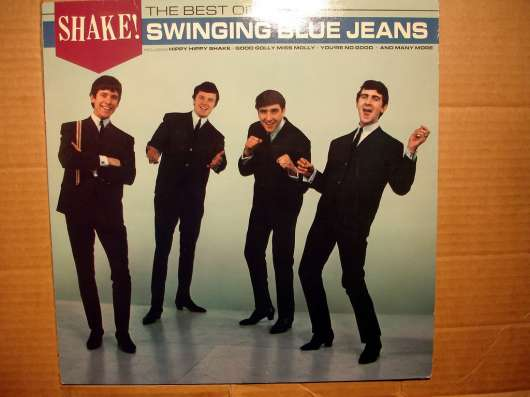 Пластинка The Swinging Blue Jeans - The Best Of(UK)
