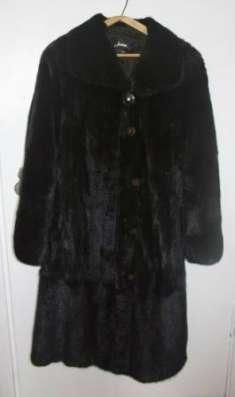 Шуба норковая, размер 48-50 (XL)