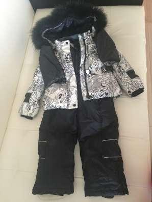 Зимний костюм Nels Regna для девочки