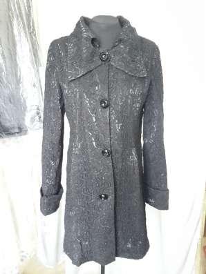 Пальто нарядное
