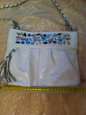 Женская сумочка со стразами в Красноярске Фото 1