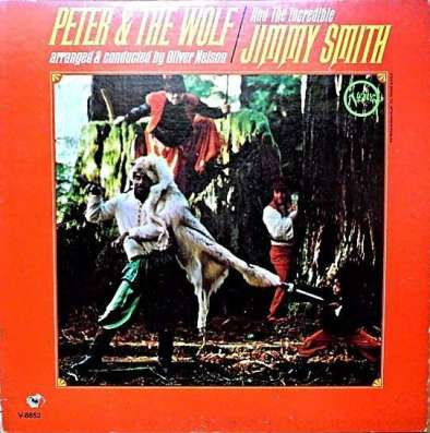 Jimmy Smith - Peter And The Wolf