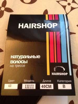 Натуральные волосы HAIRSHOP