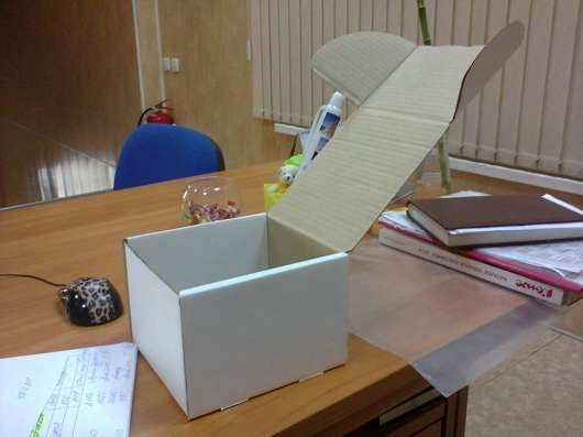 Коробки, гофрокартон 2-х и 3-х слойный. Производство/Продажа в Челябинске Фото 3