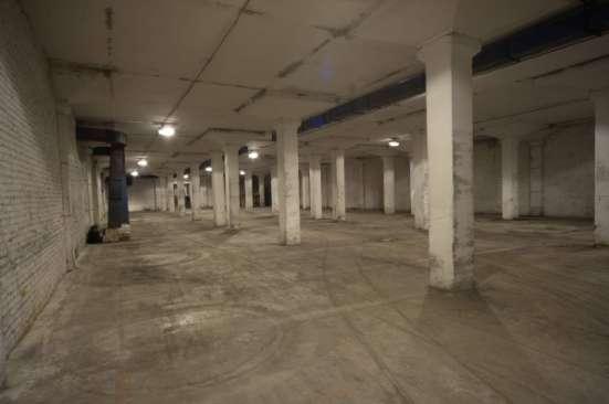 Сдаются складские помещения от 1110