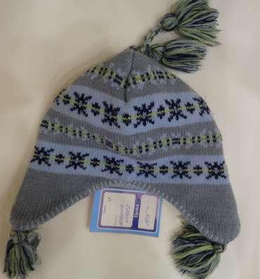 шапки и перчатки детские