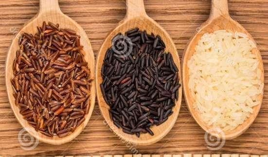 Поставка риса из Вьетнама и Таиланда, более 10 видов