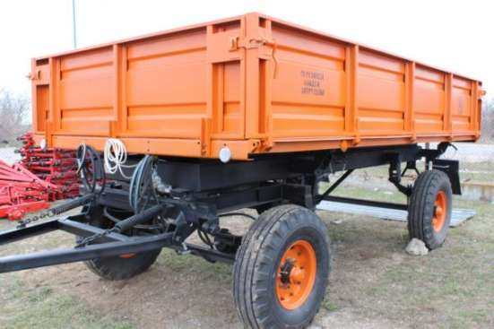 Прицеп тракторный самосвальный 2ПТС-4 в г. Запорожье Фото 2