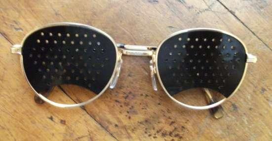 Федоровские очки Перфорационные Большие
