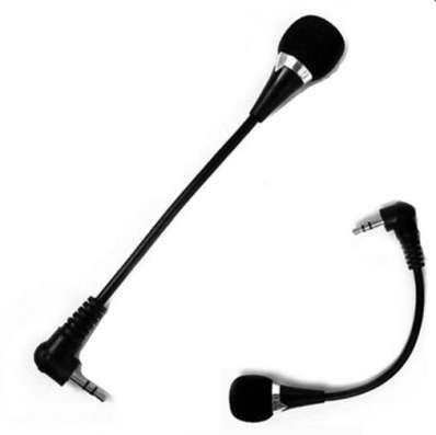 Микрофон для ноутбука или нетбука